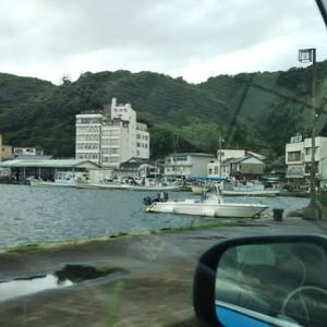 本日はGOTOキャンペーン利用で1泊13200円の美保関のホテルへ。