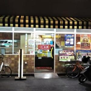 本日のディナーは餃子の王将日本橋でんでんタウン店へ。1月末までの餃子無料券利用のため。本日は皿うどん580円+税をオーダー。
