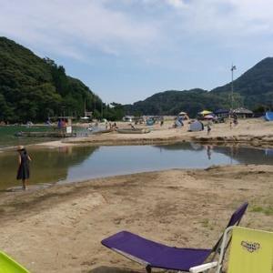 大地震がきます。本日も島根半島最大の北浦海水浴場上空。終日地震雲。