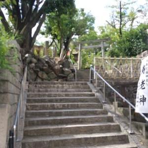 本日は真田山プールの待ち時間に近くの真田丸・三光神社へ。おみくじは14番吉。