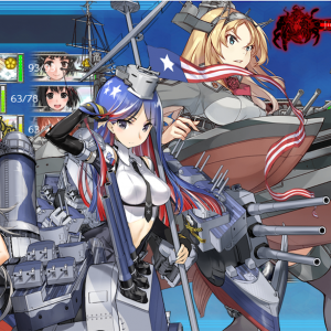 【艦これ】2021春イベ日記!E-5乙第2ゲージをクリア!敵潜水艦からの被ダメが地味に痛い。第二次ルンガ沖夜戦【激突!ルンガ沖夜戦】
