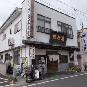 名産・名物食べ歩き(飯坂ラーメン・福島県福島市)