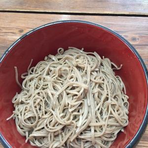 乾麺食レポ日記(裁ちそば・株式会社奈良屋)
