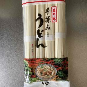 乾麺食レポ日記(奥州路手揉みうどん・池田食品工業株式会社)