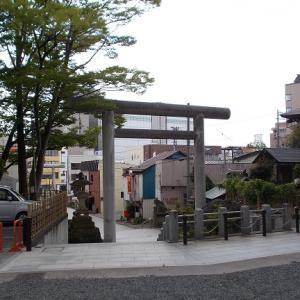 御朱印探訪(安積国造神社)