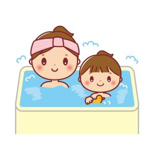 自宅で簡単子ども英語~実践①お風呂で毎日英語習慣!