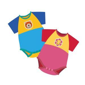 赤ちゃんの服装(季節と温度の目安)~いつから半袖???