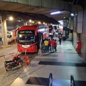 【クアラルンプール】空港から市内へのアクセスを紹介【シャトルバスと電車】