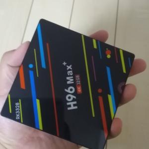 Android TV Box 「H96 MAX Plus」をレビューしてみる