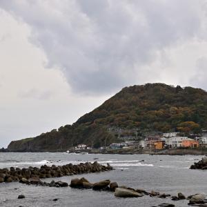 チャリンコぎこぎこ昼から散歩 立待岬