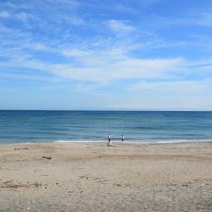 チャリンコぎこぎこ昼から散歩 大森浜と函館公園と帰り道