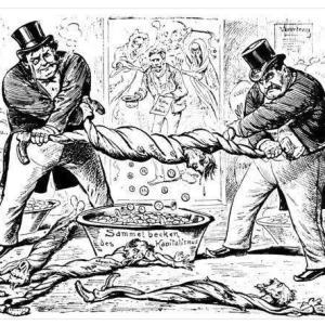 年金はネズミ講です。普通のネズミ講と違うのは強制加入です。【これが彼らの考え出した羊からカネを搾(しぼ)り取ることだ。】