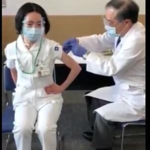 何故?いの一番に医療従事者がコロナ脂肪ワクチンなのか?医療従事者の人減らしらしい。2021/03/03