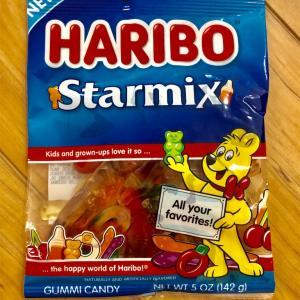 ハリボー界のスター大集合StarMixがお得感すごい。