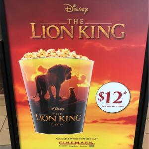 アメリカで実写版ライオンキングを観たけど・・・実写化の必要あった?