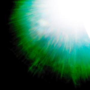 太陽曼荼羅と様々なレンズフレア(不思議写真)(19.5.7.火)