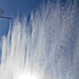 「十」。大気重力波に海底さんと地底さん。龍雲と鬼と陰。(20.2.12.水)