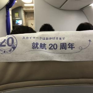 【おすすめの旅行テクニック】日本生まれの安全・快適な格安航空会社(スカイマーク)を利用して飛行機代を安くし、旅をさらに豊かにする。