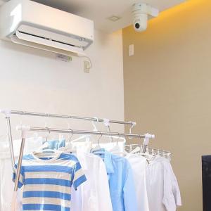 洗濯物の干し方で…生乾きの匂いが消える!? ☆梅雨時の洗濯物の部屋干しの方法(まとめブログ)