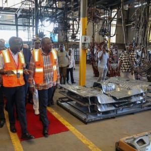 【現地報道に見るケニア市場の状況】Uhuru大統領が自動車産業における現地企業のサボタージュに対し警告:2019年10月18日付けStar紙