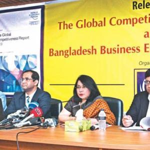 【現地報道に見るバングラデシュ市場の状況】バングラデシュは世界競争力ランキングで順位を下げる:2019年10月10日付けDairy Star紙