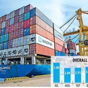 【現地報道に見るバングラデシュ市場の状況】11月の輸出額は10%減少:2019年12月6日付けDaily Star紙