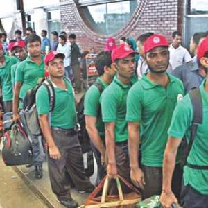 【現地報道に見るバングラデシュ市場の状況】ゼロ・コストによる海外出稼ぎ労働者の派遣:マレーシア政府がバングラデシュ政府に要求:2020年1月25日付けDaily Star紙