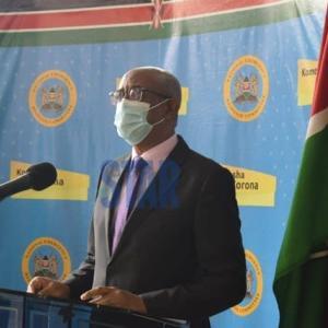 【現地報道に見るケニア市場の状況】新型コロナウイルス患者の78%が在宅ケアで対応可能:2020年6月10日付けStar紙