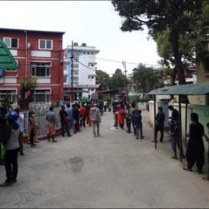 【現地報道に見るネパール市場の状況】感染者数の6%はヒト・ヒト感染:2020年7月2日付けKathmandu Post紙