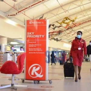 【現地報道に見るケニア市場の状況】ケニア航空が国際便を再開:2020年8月1日付けStar紙