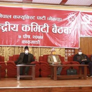 【現地報道に見るネパール市場の状況】OliにかわりNepalがネパール共産党の新しい共同党首に選出:2020年12月22日付けKathmandu Post紙