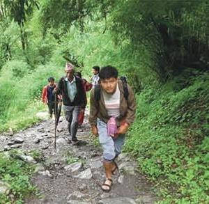 【現地報道に見るネパール市場の状況】ラスワ郡への国内観光客が増加:2019年8月27日付けRepublica紙