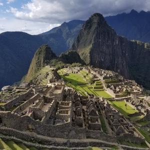 南米(ペルー、ボリビア)旅行 マチュピチュ後編