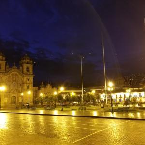 南米(ペルー、ボリビア)旅行 ウマンタイ湖編