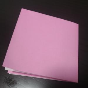3歳児と一緒に♡折り紙で簡単オーナメント作り