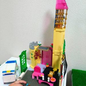 3歳児のレゴ遊びを観察してみた