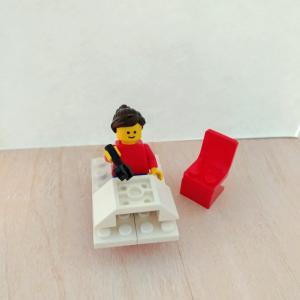 レゴ 60周年限定「未来には何があるの」(10402)