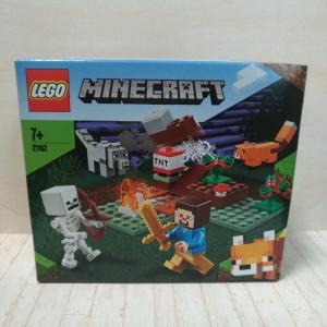 【前編】レゴ マインクラフトの小箱(21162)を買ってみた