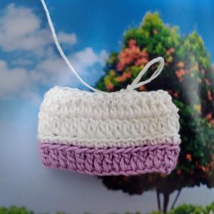 初心者がかぎ針編みでシルバニアのドール服を編んでみた106