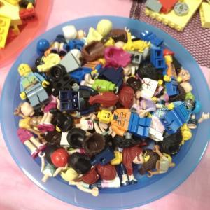 ヤフオクで落札した大量のレゴが届いた♪Part2