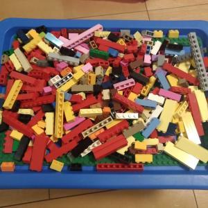 ヤフオクで落札した大量のレゴが届いた♪Part3