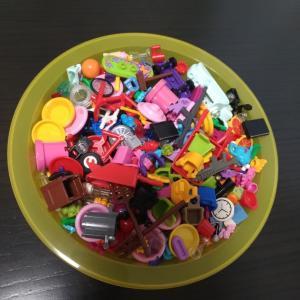 ヤフオクで落札した大量のレゴが届いた♪Part4 (追記:9/1発売のレゴ新製品の物欲話)