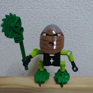 懐レゴ♡本物のバイオニクルが届いた!