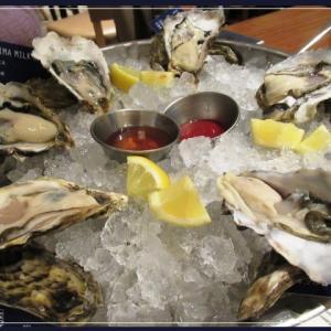 ミッドタウン日比谷「BOSTON OYSTER&CRAB」の生牡蠣