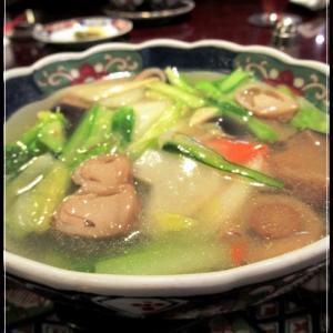 新中野「天祥」の中華ディナー
