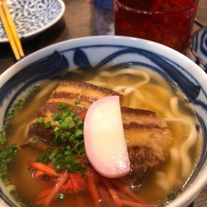 新中野「ござんちゅ」で沖縄料理