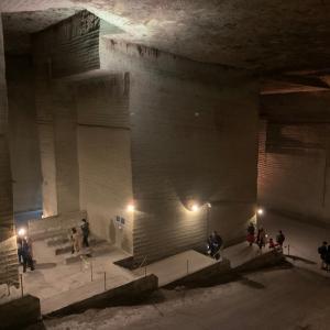 【栃木 宇都宮】 まるで地下迷宮! 大谷資料館でワクワク