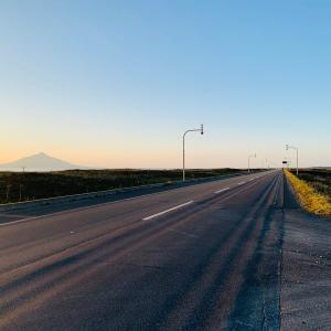【道北 稚内】 サロベツ原野とオロロンラインの絶景ドライブ!