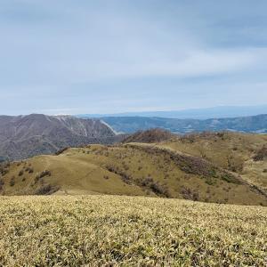 【竜ヶ岳登山 三重県】 大パノラマをみながらの爽快稜線歩きルート