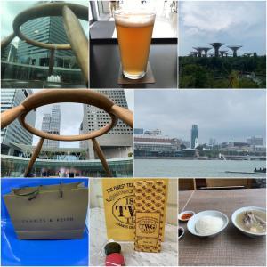 シンガポール弾丸一人旅 -2019年10月-